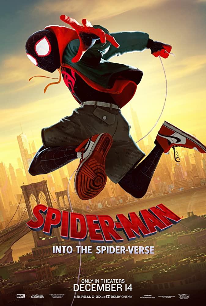 دانلود انیمیشن Spider-Man Into the Spider-Verse – مرد عنکبوتی به درون دنیای عنکبوتی