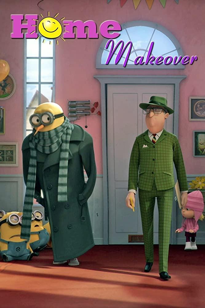 دانلود انیمیشن کوتاه Home Makeover