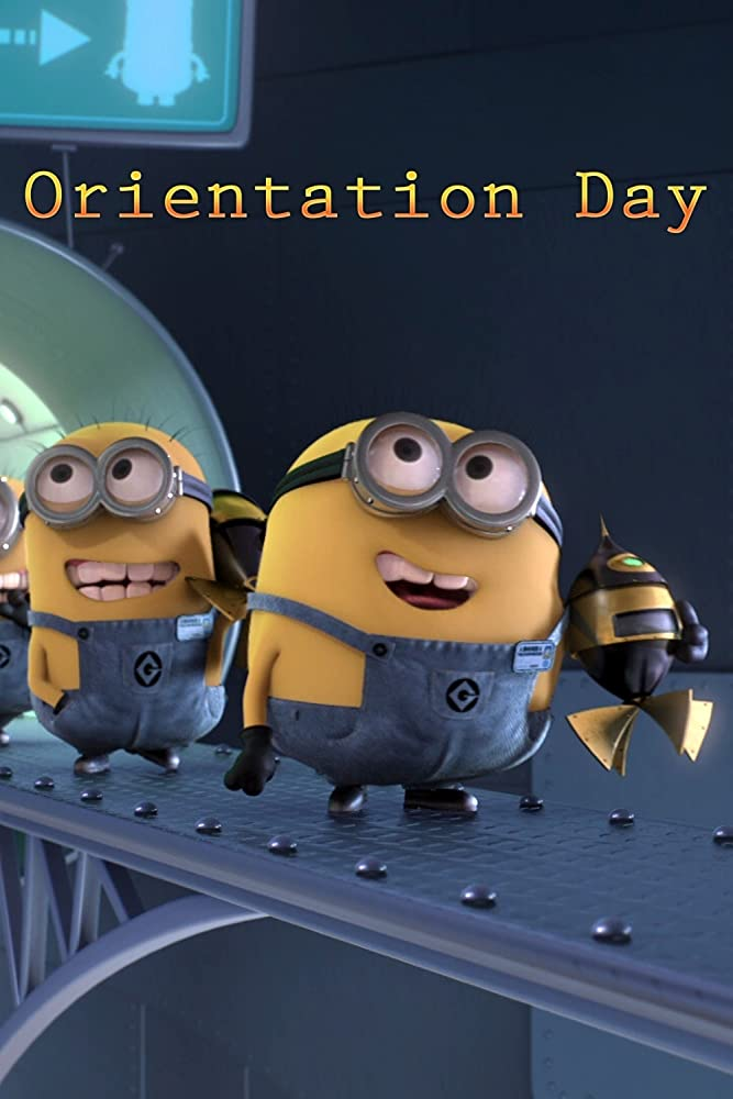 دانلود انیمیشن کوتاه Orientation Day