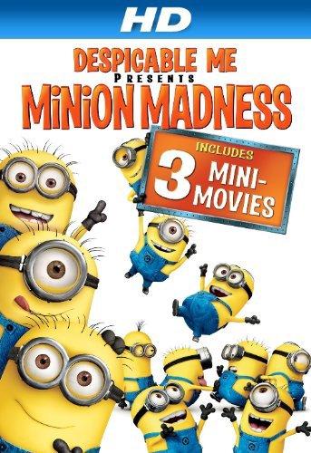 دانلود انیمیشن کوتاه Despicable Me: Minion Madness