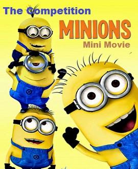 دانلود انیمیشن کوتاه Minions Competition