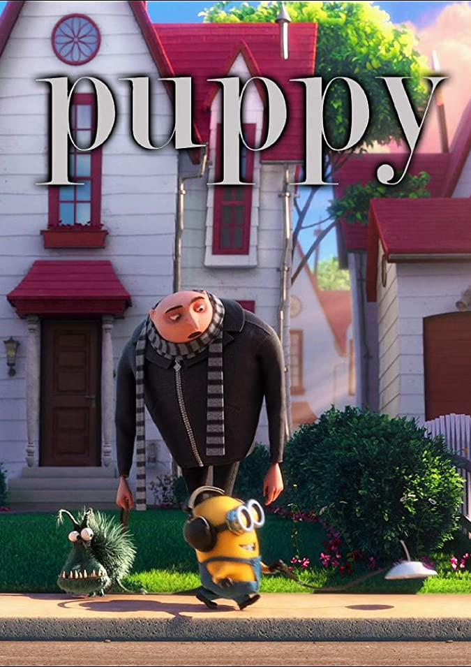 دانلود انیمیشن کوتاه Despicable Me 2 Puppy