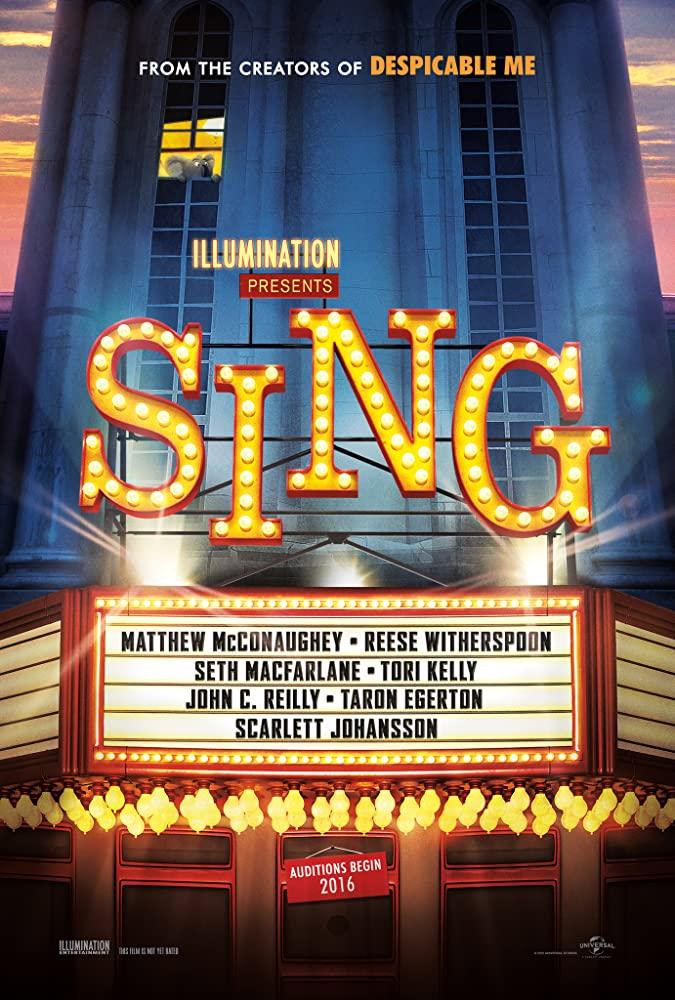 دانلود انیمیشن Sing