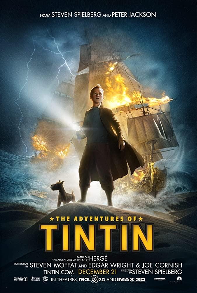 دانلود انیمیشن  The Adventures of Tintin: The Secret of the Unicorn