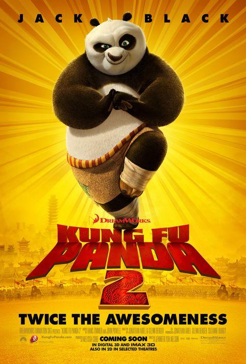 دانلود انیمیشن Kung Fu Panda 2