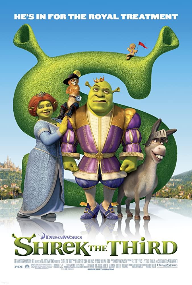 دانلود انیمیشن Shrek the Third