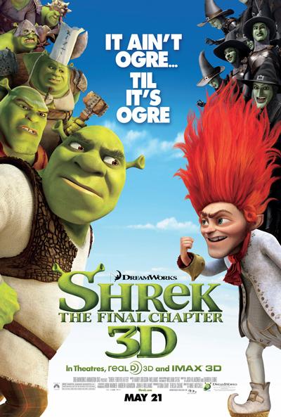 دانلود انیمیشن Shrek Forever After