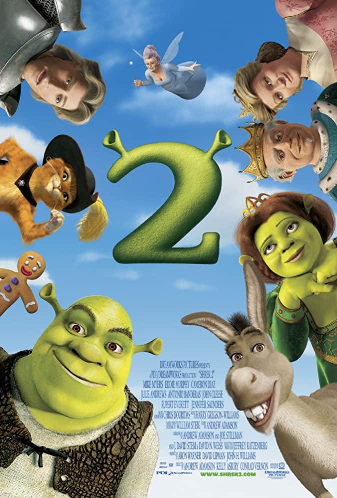 دانلود انیمیشن Shrek 2