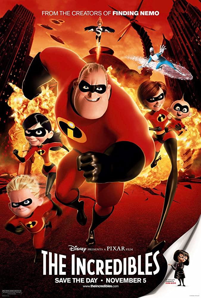 دانلود انیمیشن The Incredibles