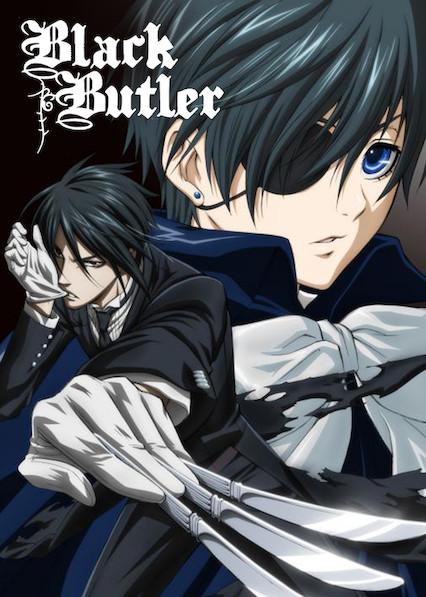 دانلود انیمه Black Butler