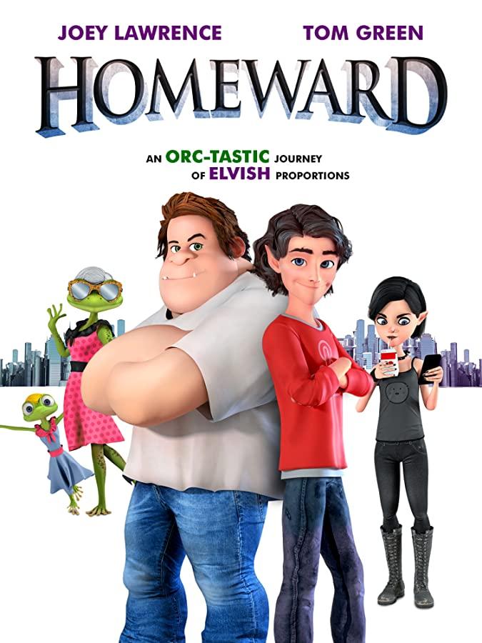 دانلود انیمیشن Homeward – به پیش