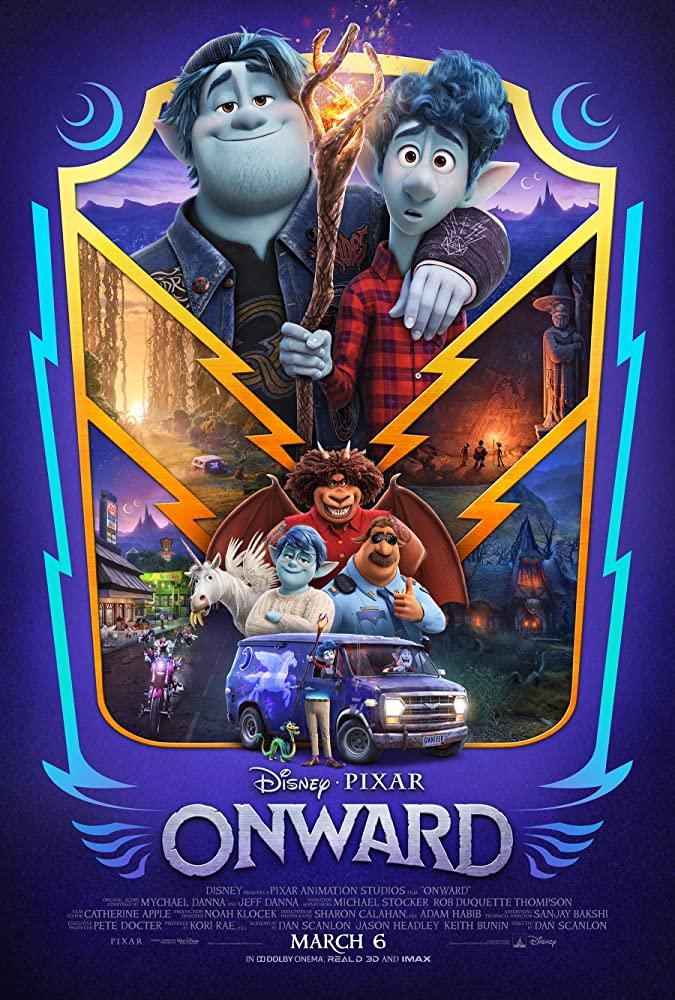 دانلود انیمیشن Onward – به پیش