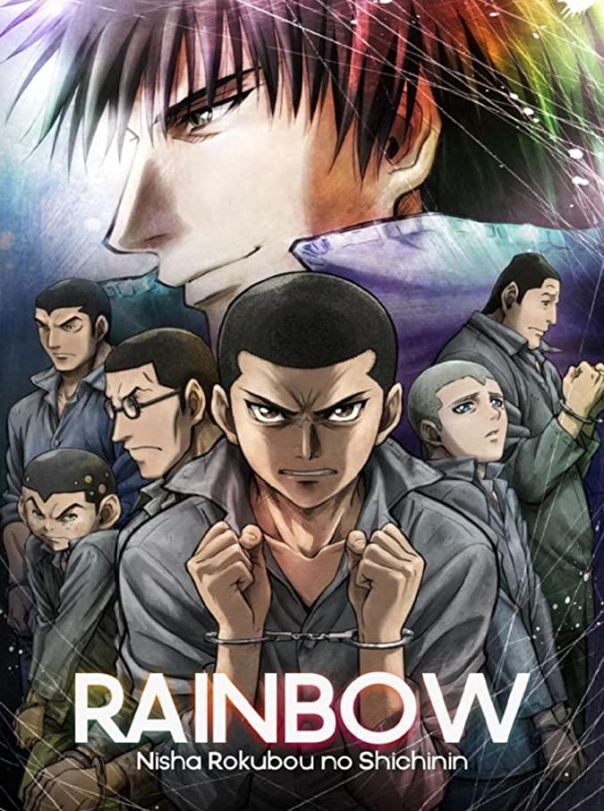 دانلود انیمه Rainbow