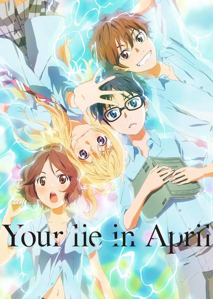 دانلود انیمه Your Lie in April