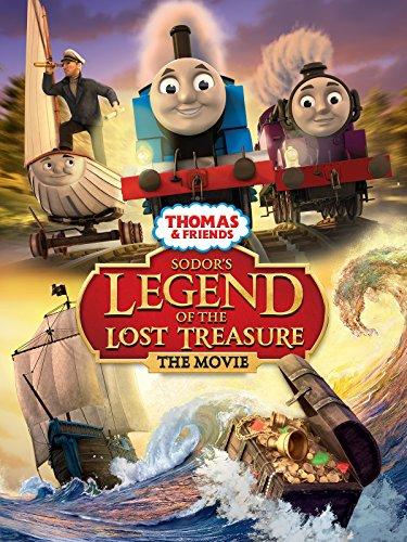 دانلود انیمیشن  Thomas & Friends Sodor's Legend of the Lost Treasure – توماس و دوستان افسانه گنج گمشده سودور