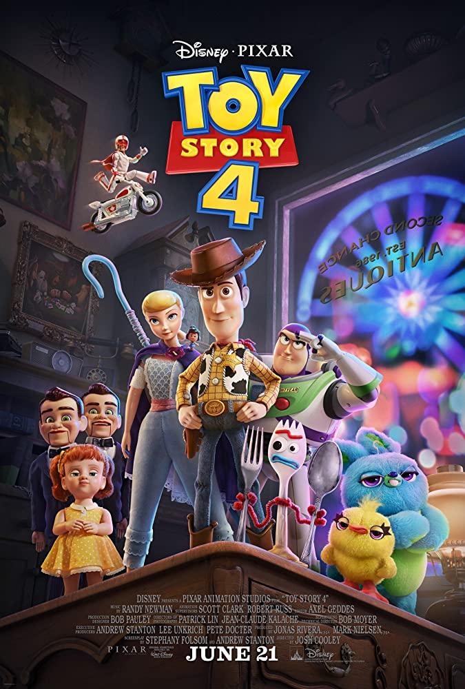 دانلود انیمیشن Toy Story 4 – داستان اسباب بازی 4