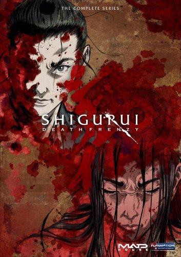 دانلود انیمه Shigurui: Death Frenzy