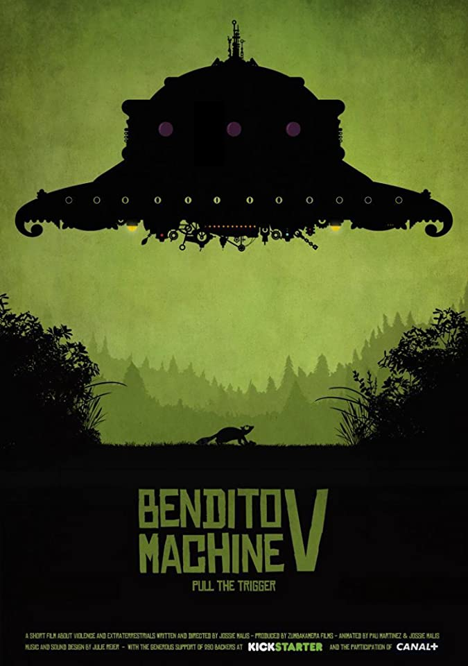 دانلود انیمه Bendito Machine V: Pull the Trigger