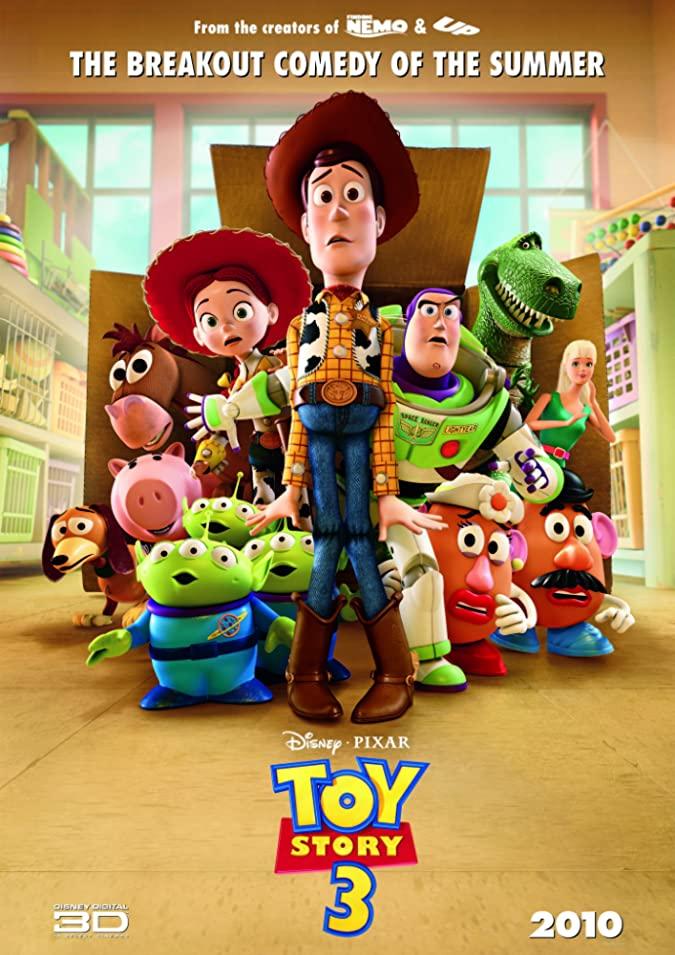 دانلود انیمیشن Toy Story 3 – داستان اسباب بازی 3