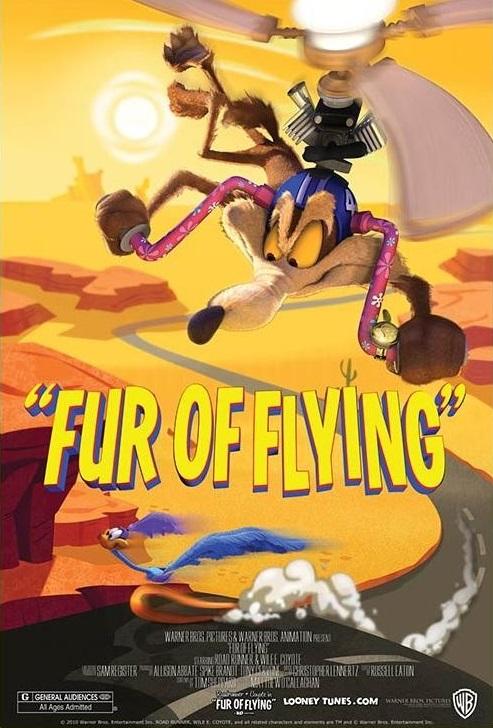 دانلود انیمیشن Fur of Flying