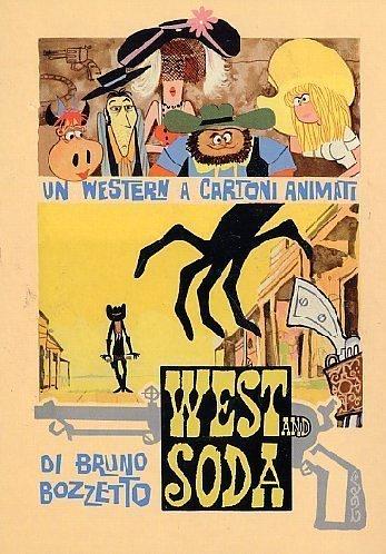 دانلود انیمیشن West and Soda – غرب وحشی