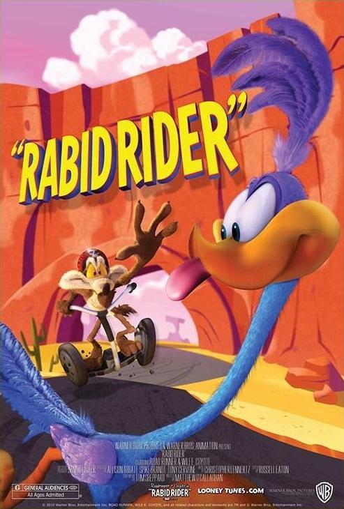 دانلود انیمیشن Rabid Rider