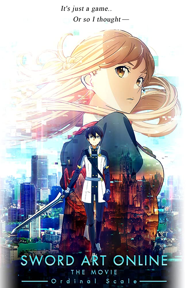 دانلود انیمه Sword Art Online The Movie – Ordinal Scale