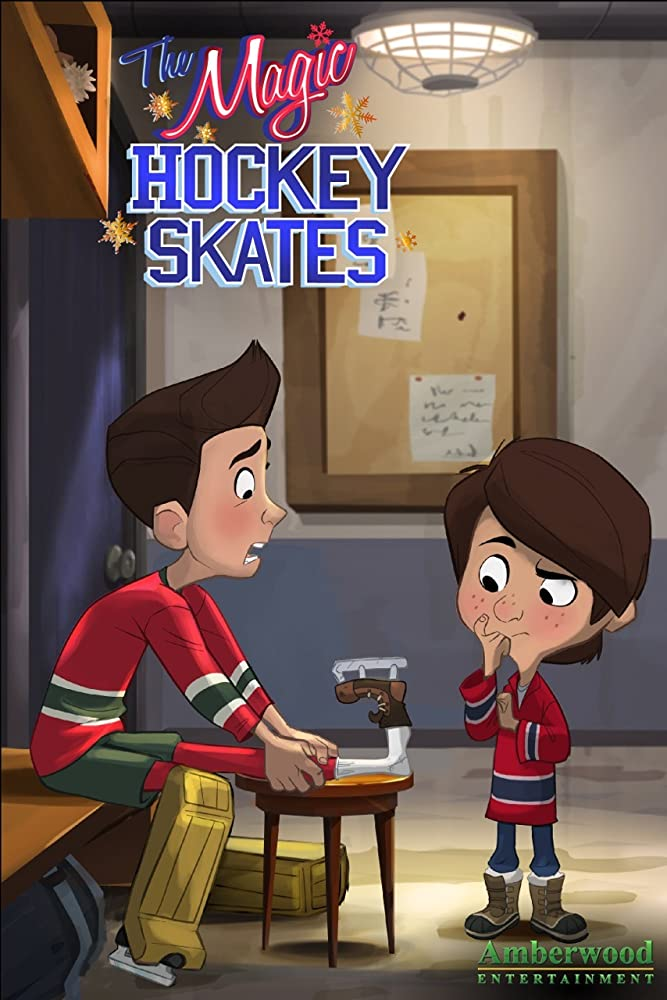 دانلود انیمیشن The Magic Hockey Skates