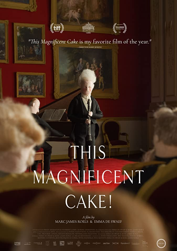 دانلود انیمیشن This Magnificent Cake!