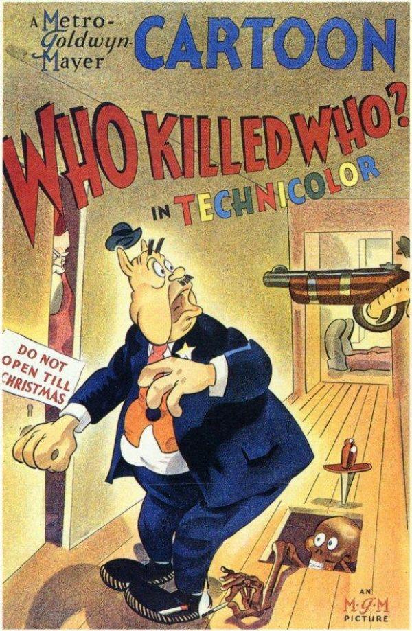 دانلود انیمیشن Who Killed Who?
