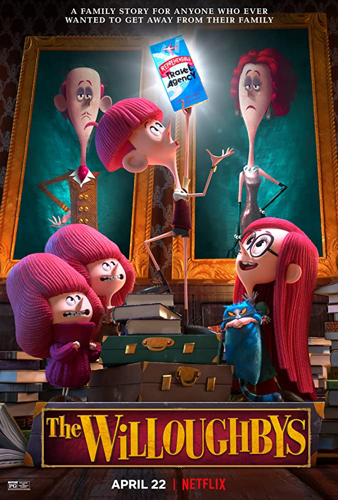 دانلود انیمیشن The Willoughbys