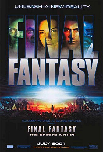 دانلود انیمه Final Fantasy: The Spirits Within