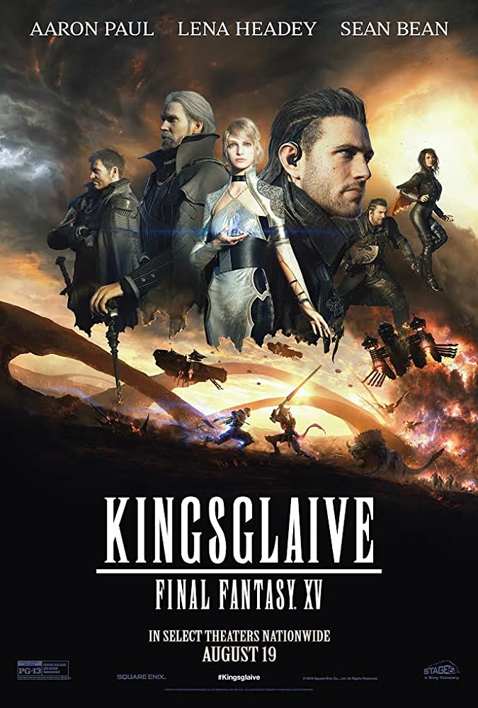 دانلود انیمه Kingsglaive: Final Fantasy XV