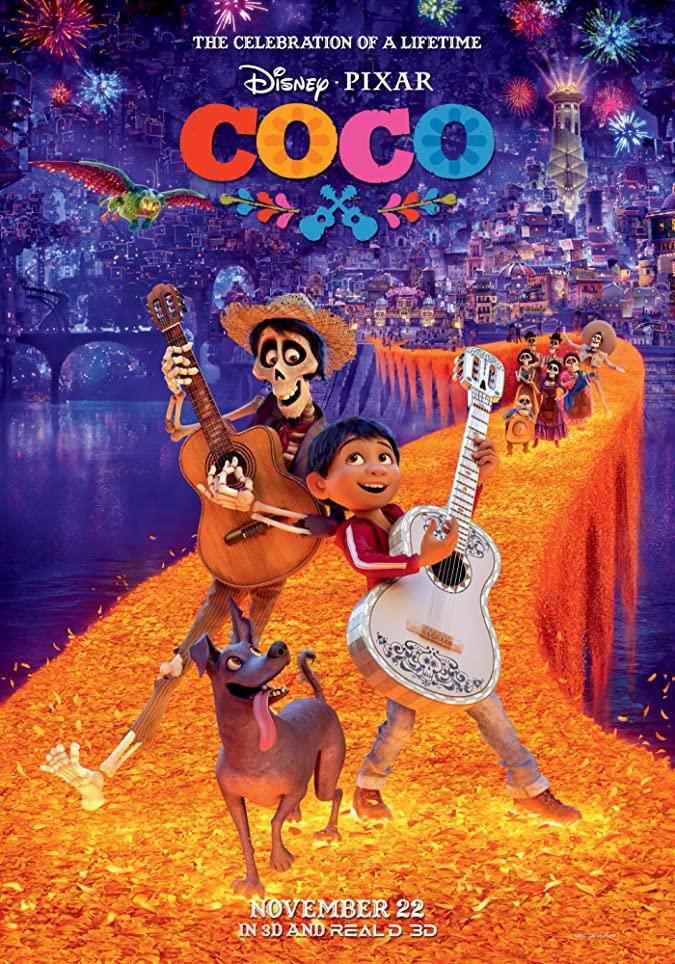 دانلود انیمیشن Coco – کوکو