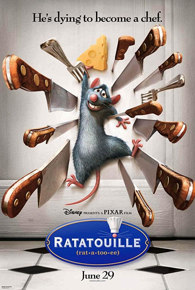 دانلود انیمیشن Ratatouille