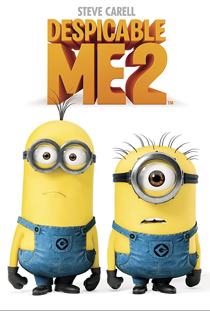 دانلود انیمیشن Despicable Me 2 – من نفرت انگیز ۲