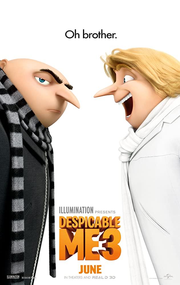 دانلود انیمیشن Despicable Me 3 – من نفرت انگیز 3