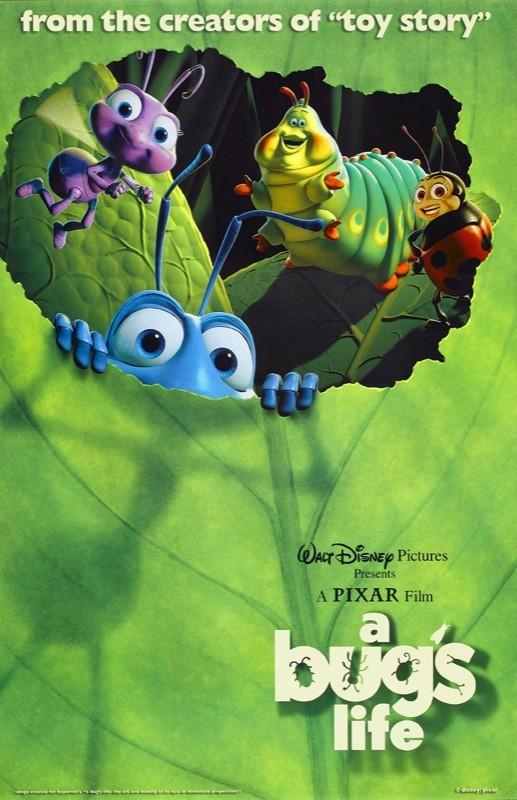 دانلود انیمیشن A Bug's Life