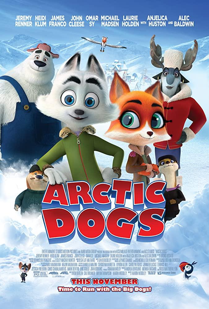 دانلود انیمیشن Arctic Dogs