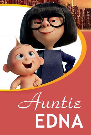 دانلود انیمیشن Auntie Edna