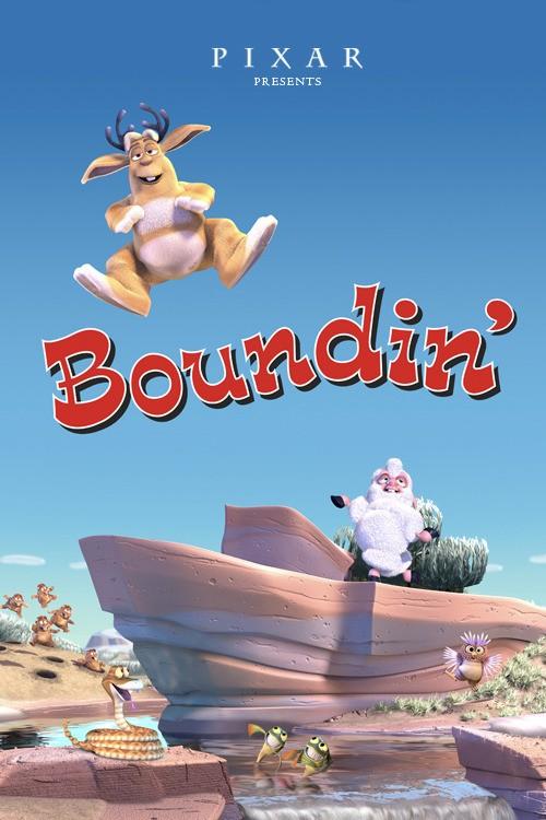 دانلود انیمیشن Boundin