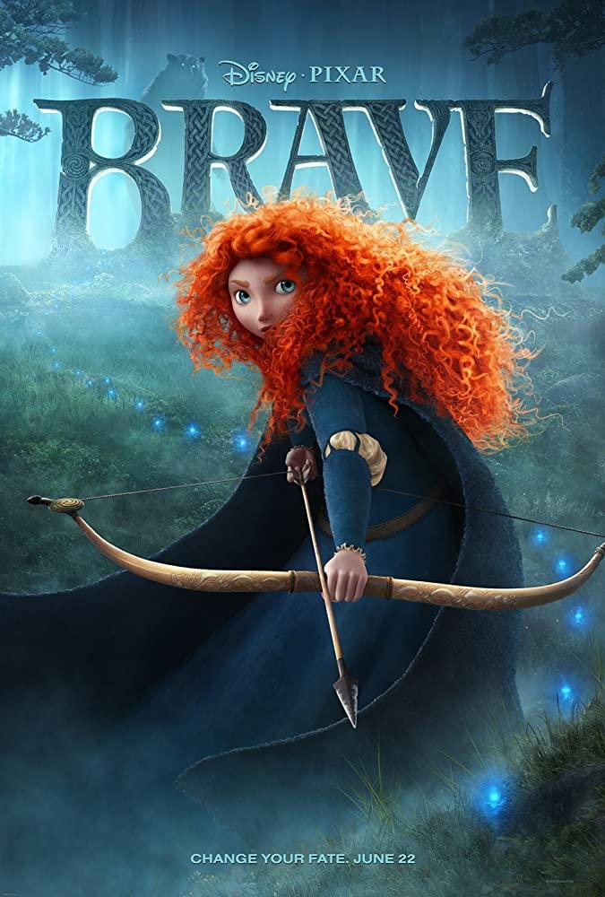 دانلود انیمیشن Brave