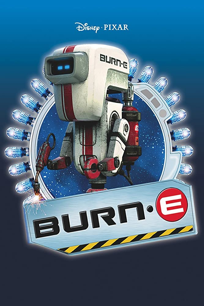 دانلود انیمیشن Burn-E