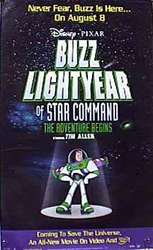 دانلود انیمیشن Buzz Lightyear of Star Command: The Adventure Begins
