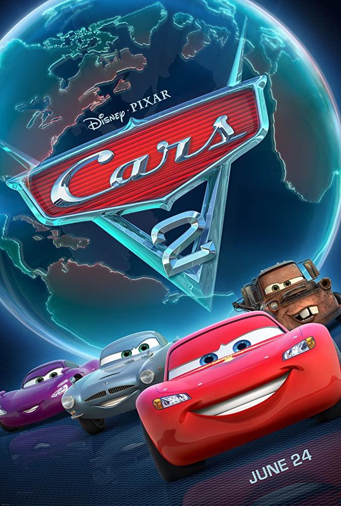 دانلود انیمیشن Cars 2