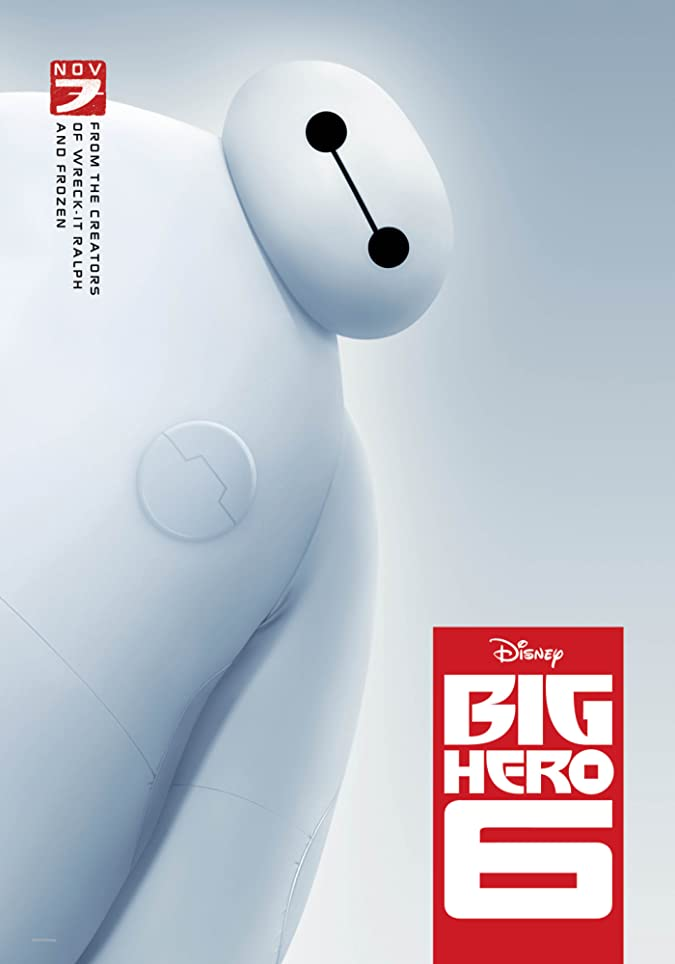 دانلود انیمیشن Big Hero 6 – ابرقهرمان 6