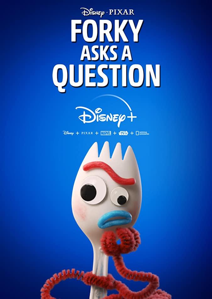 دانلود انیمیشن Forky Asks a Question