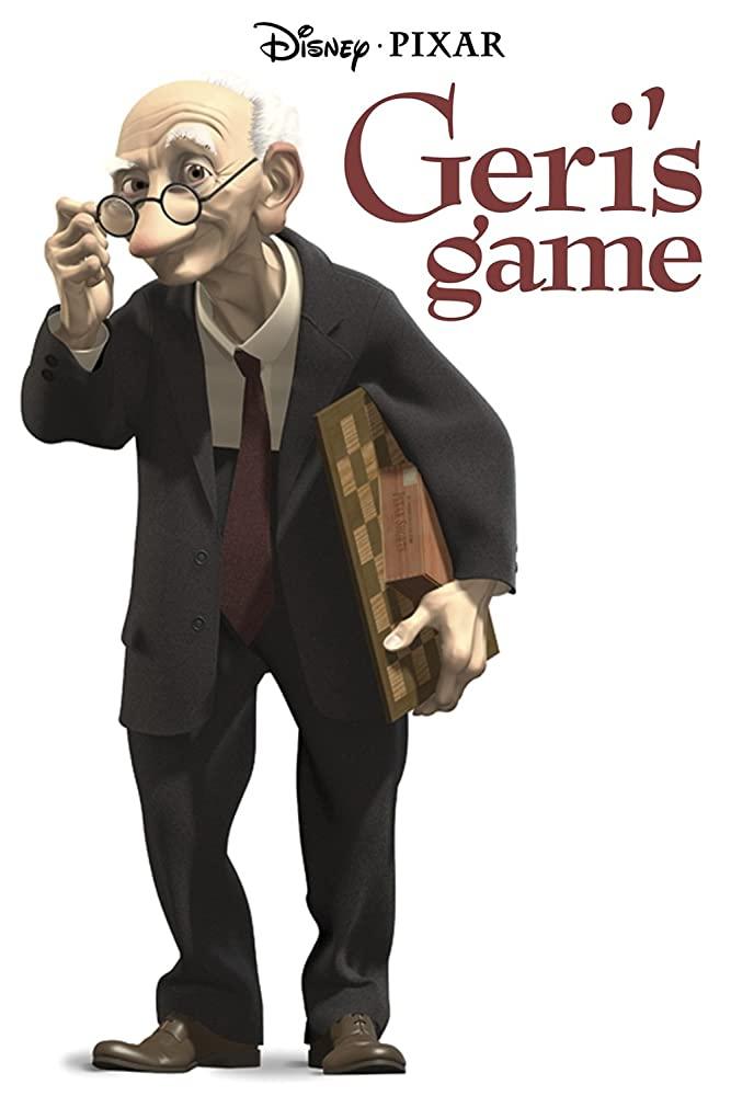 دانلود انیمیشن Geri's Game