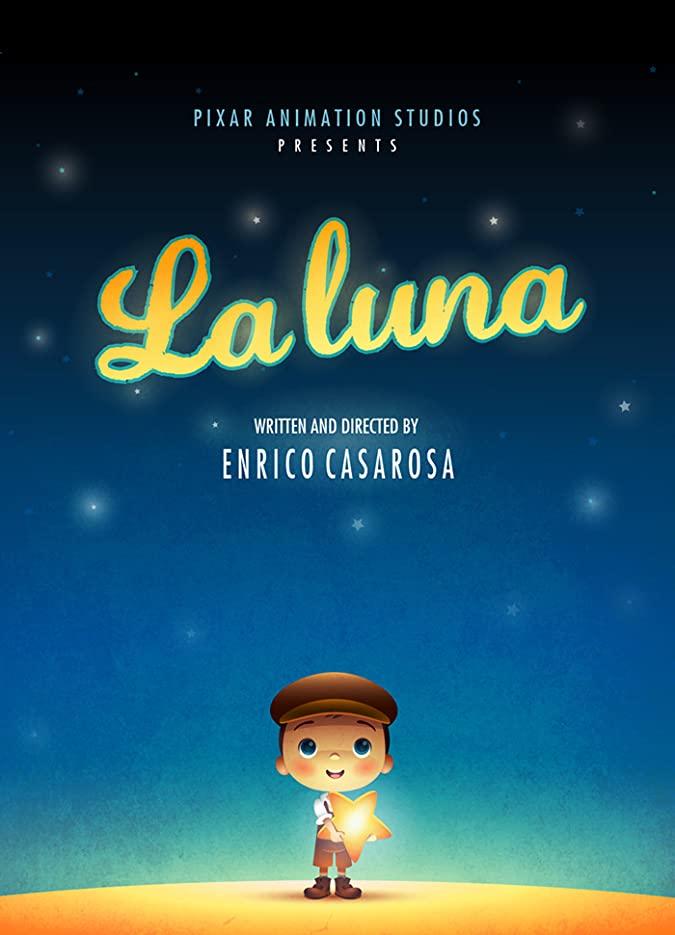 دانلود انیمیشن La Luna