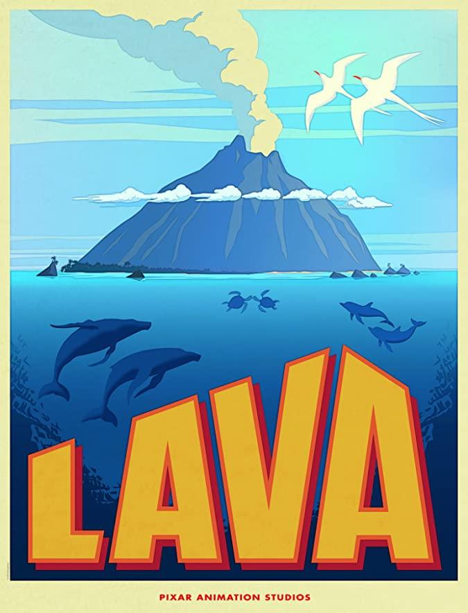 دانلود انیمیشن Lava